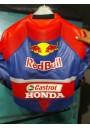 Honda Castrol Street Racing Jacket Motorbike,Motorcycle Moto Race Leather Jacket