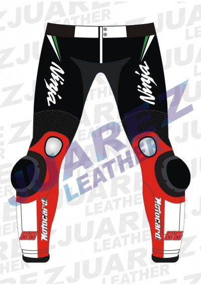 Motogp 2016 Tom Sykes Motorcycle Leathers Pant