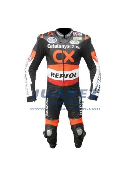 Marc Marquez CX Repsol MotoGp 2012 Racing Leather Suit