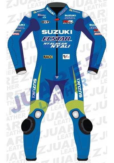 Motogp 2016 Suzuki Aleix Espargaro Leathers Suit