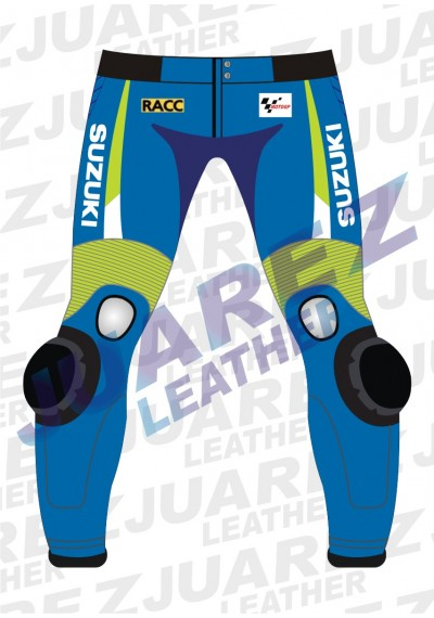 Motogp 2016 Suzuki Aleix Espargaro Leathers Pant