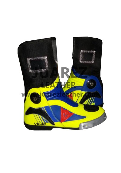 Valentino Rossi Motogp 2016 VR 46 Leathers Boots