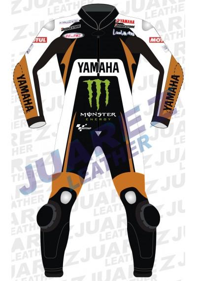 Yamaha Monster Motogp 2010 Ben Spies Leathers Suit