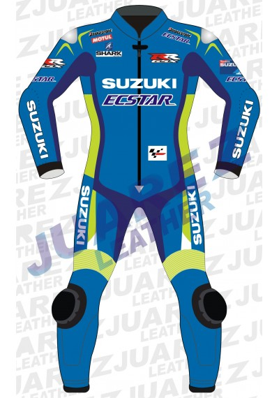 Motogp 2015 Suzuki Aleix Espargaro Leather Suit
