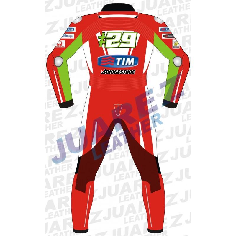 Ducati Motogp 2015 Andrea Iannone Leather Suit