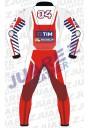 Andrea Dovizioso Motogp Race 2016 Ducati Leathers Suit
