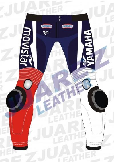 Movistar Yamaha Motogp 2016 Race Jorge Lorenzo Leathers Pant