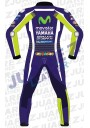 Motogp 2016 Race Movistar Yamaha Valentino Rossi  Leather Suit