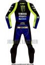 Motogp 2019 Race Movistar Yamaha Valentino Rossi Leather Suit