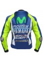 Yamaha Movistar MotoGP 2015 Valentino Rossi Leather Jacket