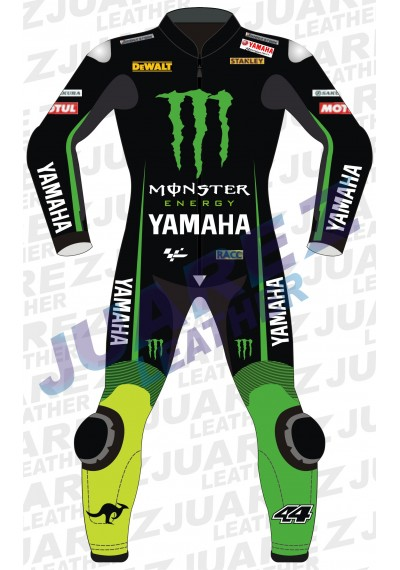 Yamaha Monster Motogp 2015 Pol Espargaro  Leather Suit