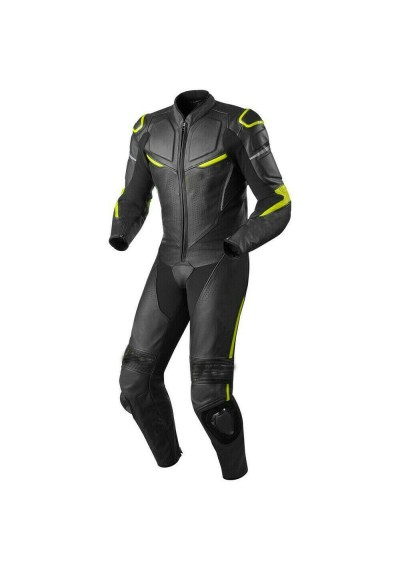 Motorcycle Motorbike Street Racing Men Cowhide Leather Suit