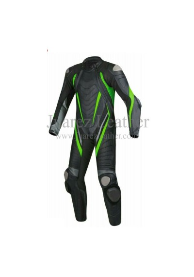 Track Motorcycle Leather Suit