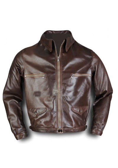 Luftwaffe Airforce Bomber Aero Flying Aviation Fighter Pilot Leather Jacket